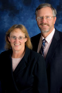 Christine and David Van Meter stand ready to help you secure your future!