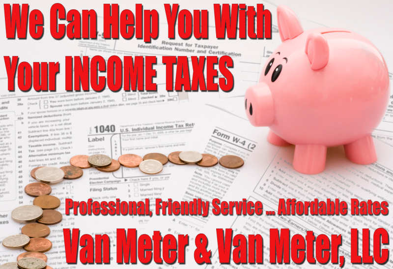 Van Meter & Van Meter, LLC - Financial Advisors and Income Tax Preparation in Little Falls, New York